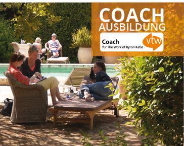 Coach Ausbildung The Work