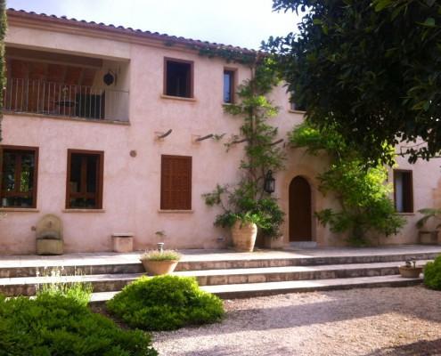 Finca Sanau The Work auf Mallorca
