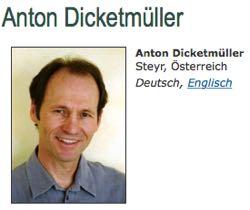 Partner Anton Dicketmüller