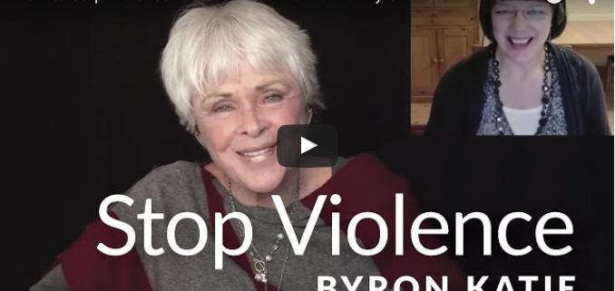Byron Katie Terroranschlag Paris